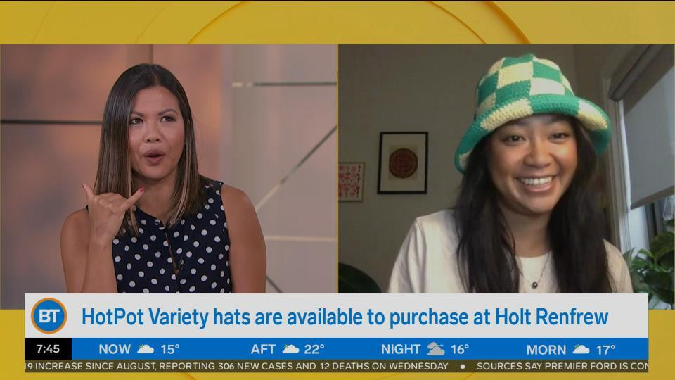 Check out HotPot Variety, a handmade crochet business!