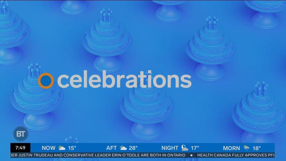Celebrations: September 17, 2021