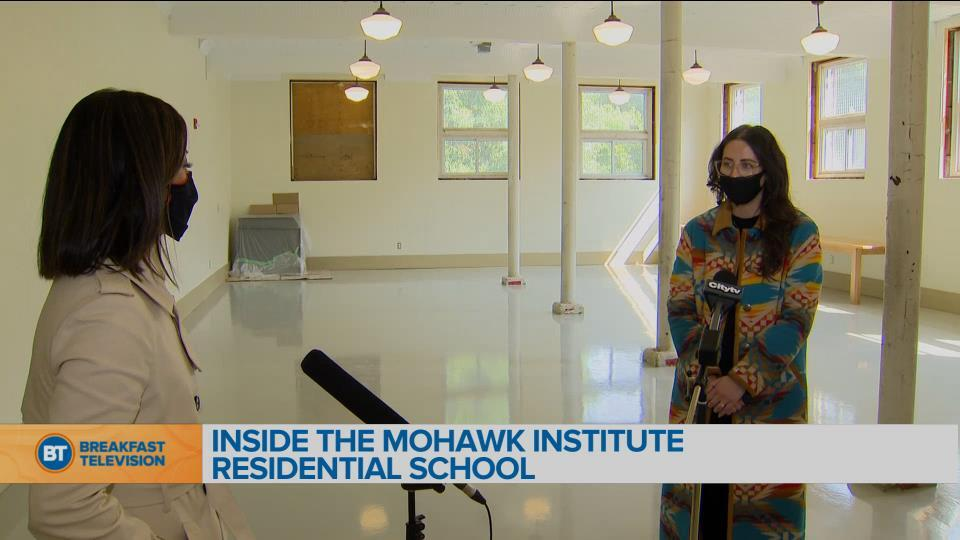 Visiting The Mohawk Institute Residential School