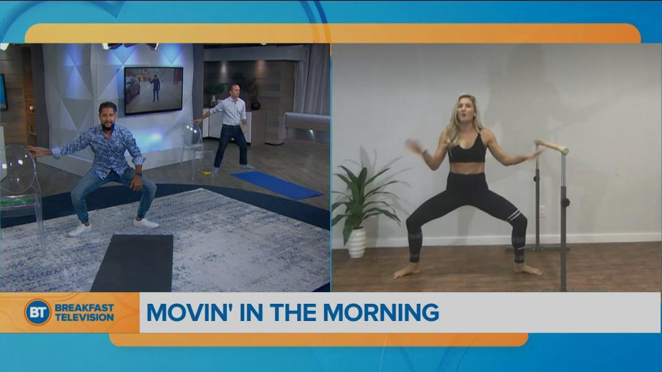 Movin' in the Morning with Teja Federico