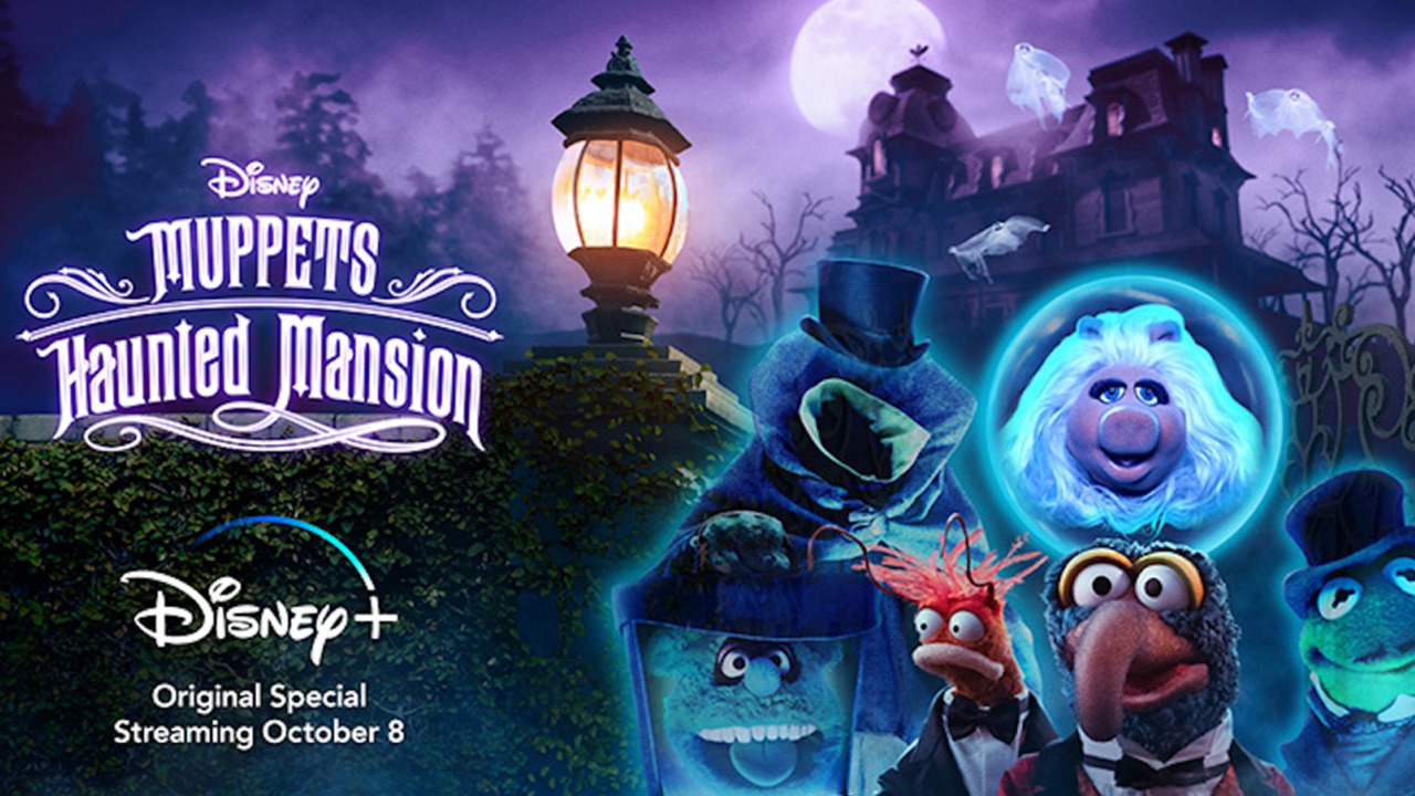 Devo's interview with the stars of 'Muppets Haunted Mansion'
