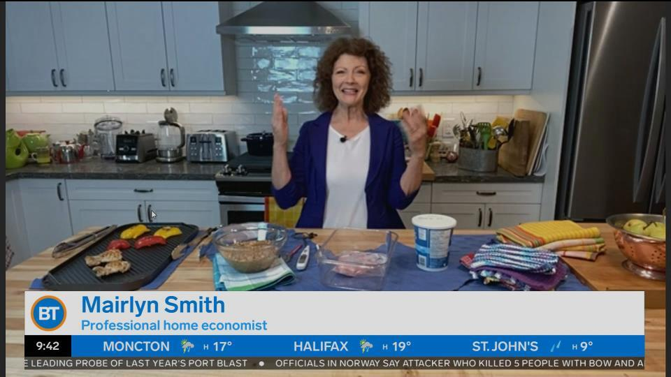 Common food safety mistakes with Mairlyn Smith