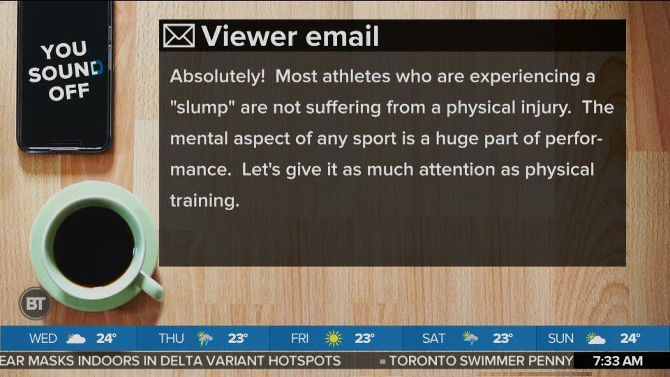 Should Mental Health Be Treated As Seriously As Physical Health in Sports? (3)