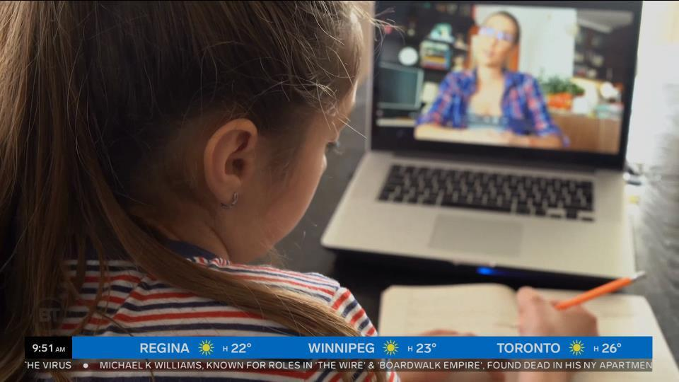 Managing kid's screen time as they return to school