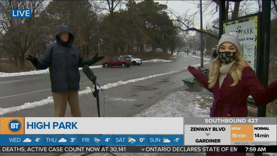 Nicole is LIVE at High Park (2 of 4)