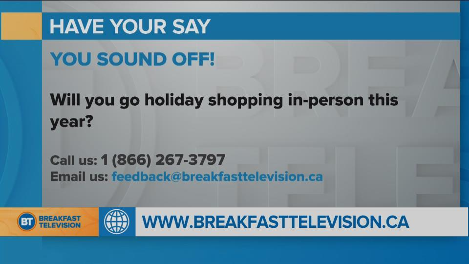 National Sound Off: Will you go holiday shopping in-person this year?
