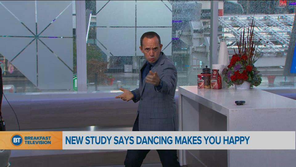 BT Bright Spot: The benefits of dancing!