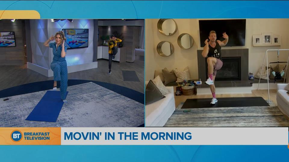 Movin' in the morning with Phil Mackenzie