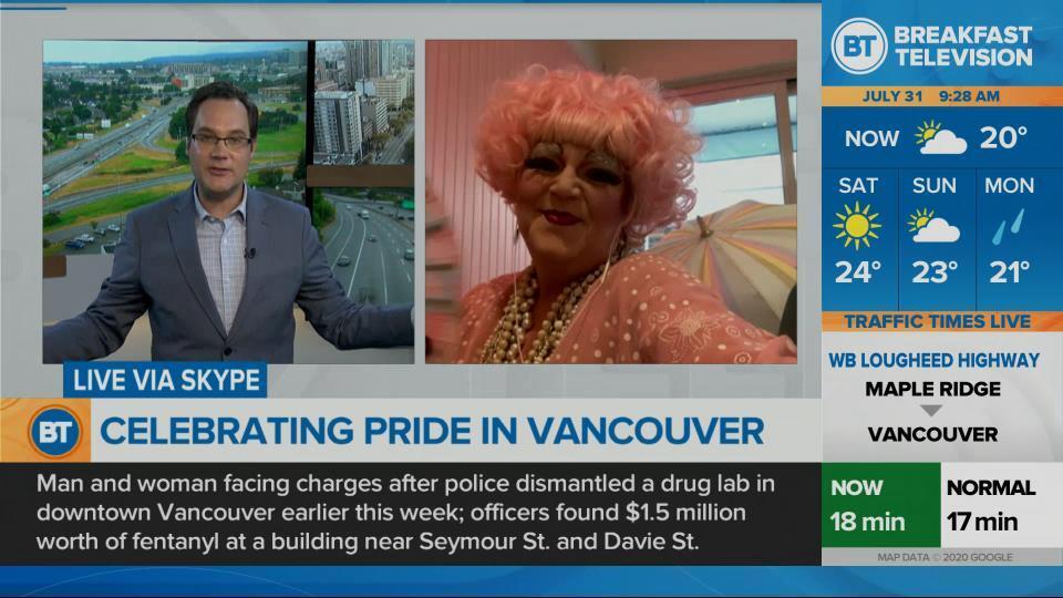 Celebrating Pride in Vancouver