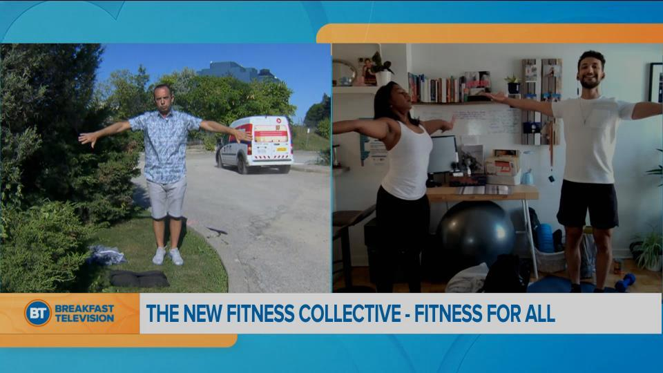 Movin' in the Morning: New Fitness Collective