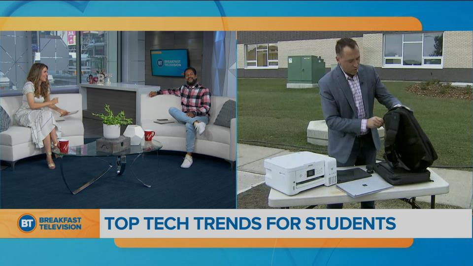 Top tech must-haves for students