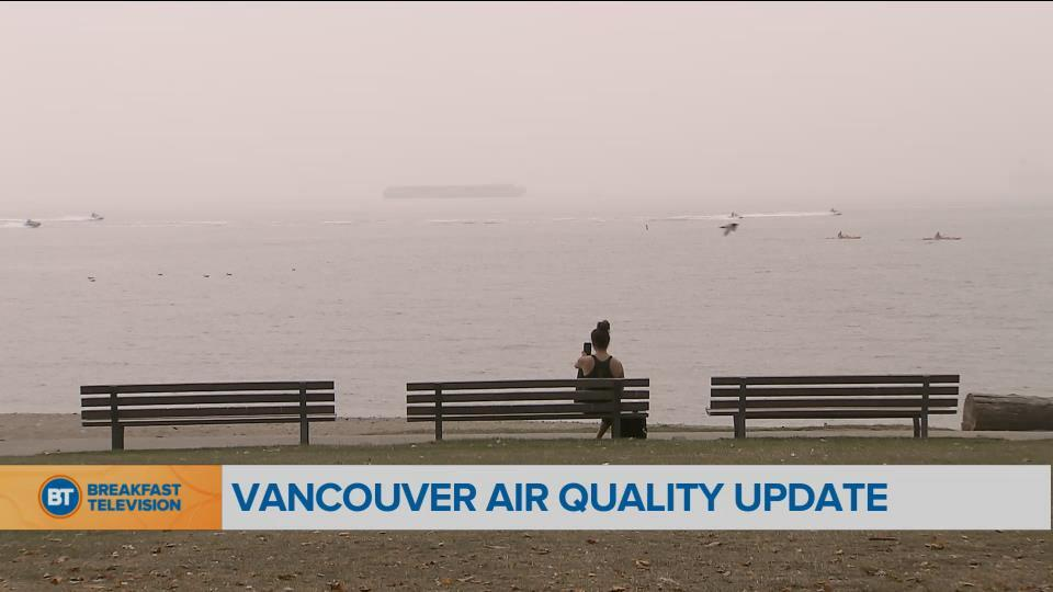 Vancouver air quality update