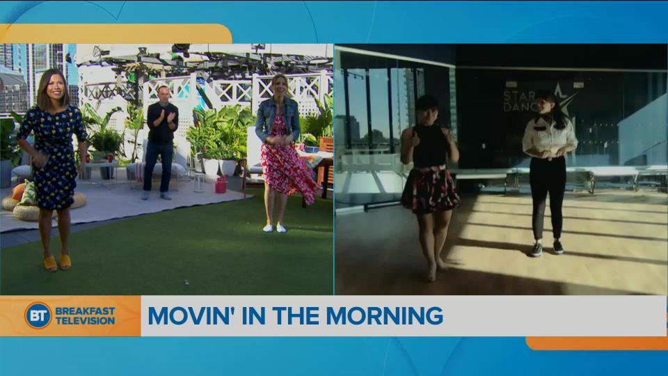 Movin in the Morning with JesC Lee!