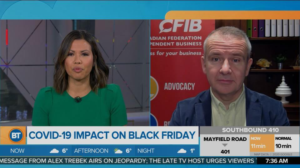 How COVID-19 has impacted small businesses on Black Friday