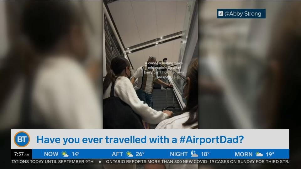 What are your airport routines?