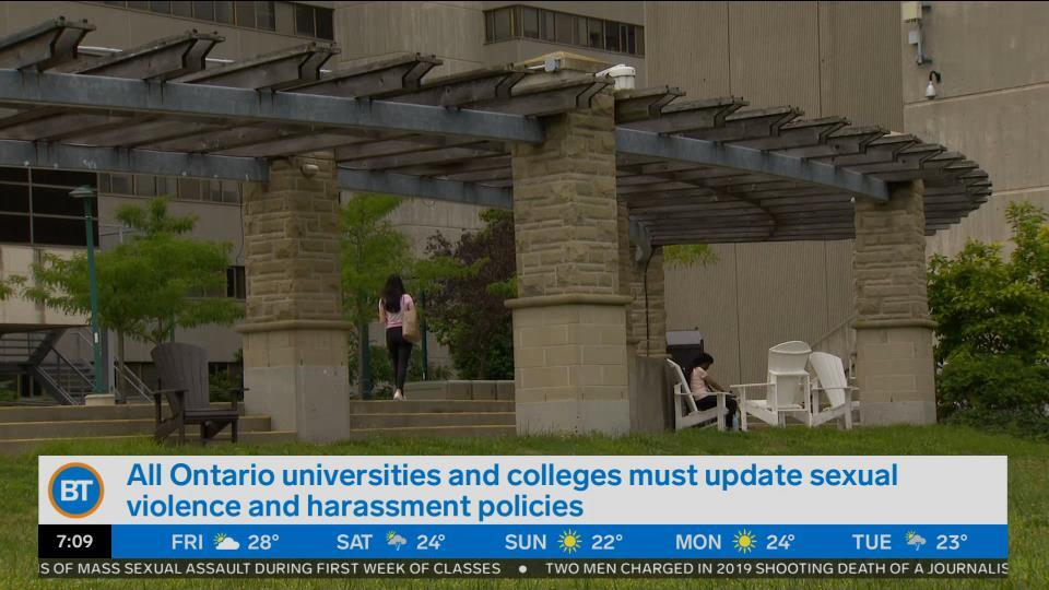 Western University students to walk out amid sexual assault investigations