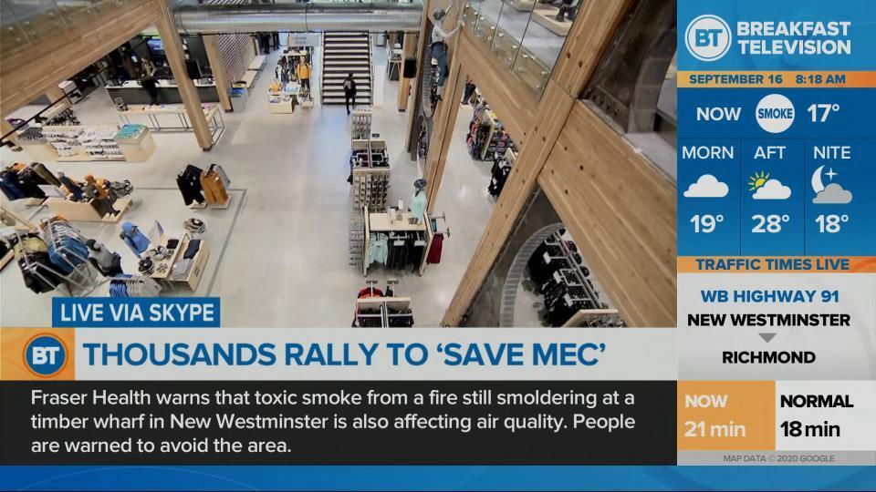 Thousands rally to 'Save MEC'