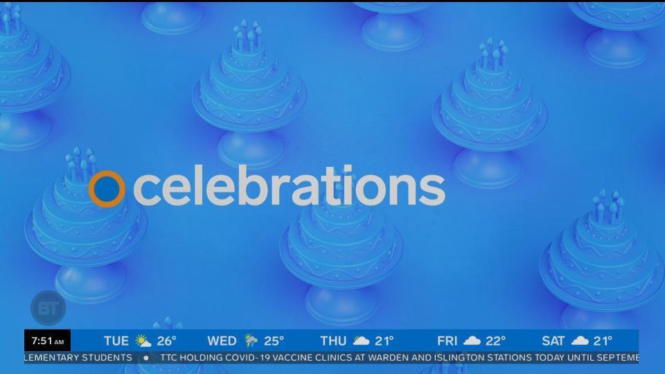 Celebrations: September 7, 2021