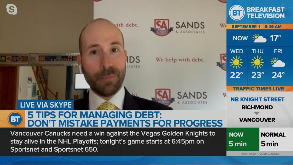 5 Tips for Managing Debt