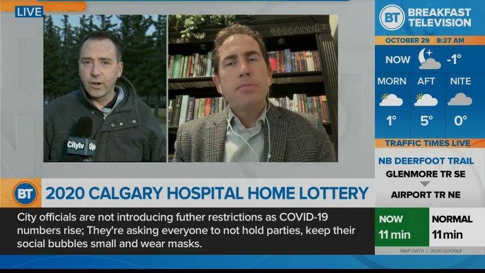 2020 Hospital Home Lottery