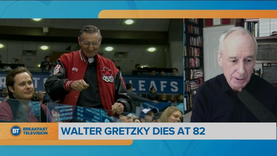 Remembering Walter Gretzky With Ron MacLean