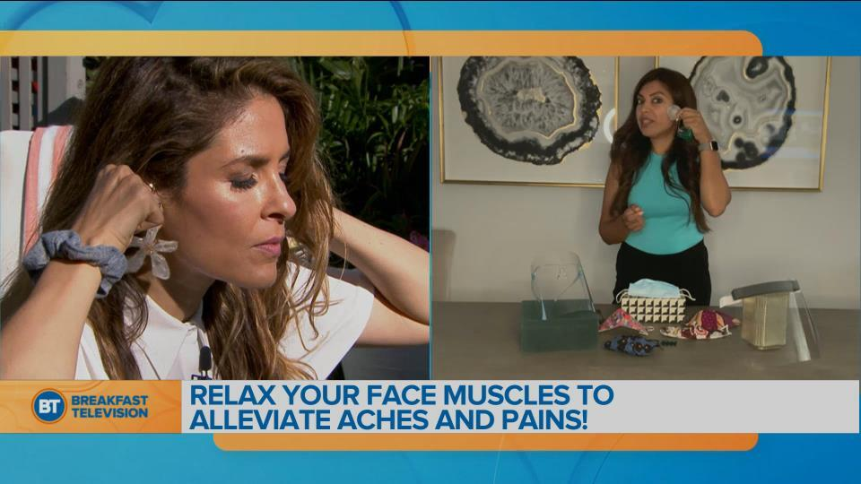 Movin' in the Morning: Facial Exercises