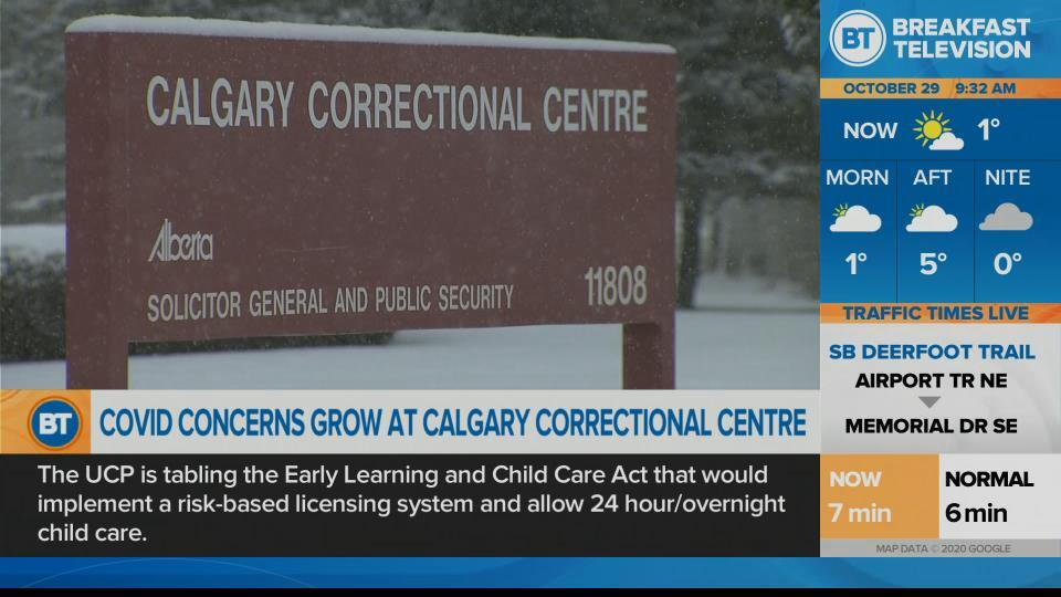 COVID-19 outbreak at Calgary Correctional Centre grows
