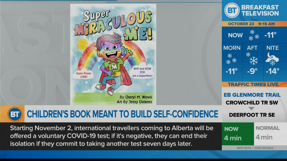 Alberta educator teaches kids how to use their superpowers with debut book