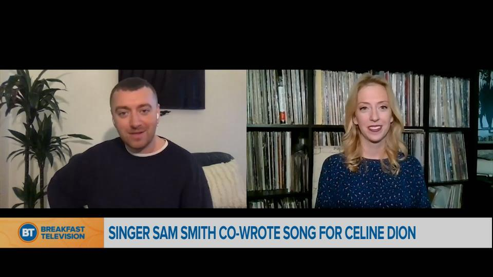 CityNews' Lindsay Dunn recaps her interview with Sam Smith