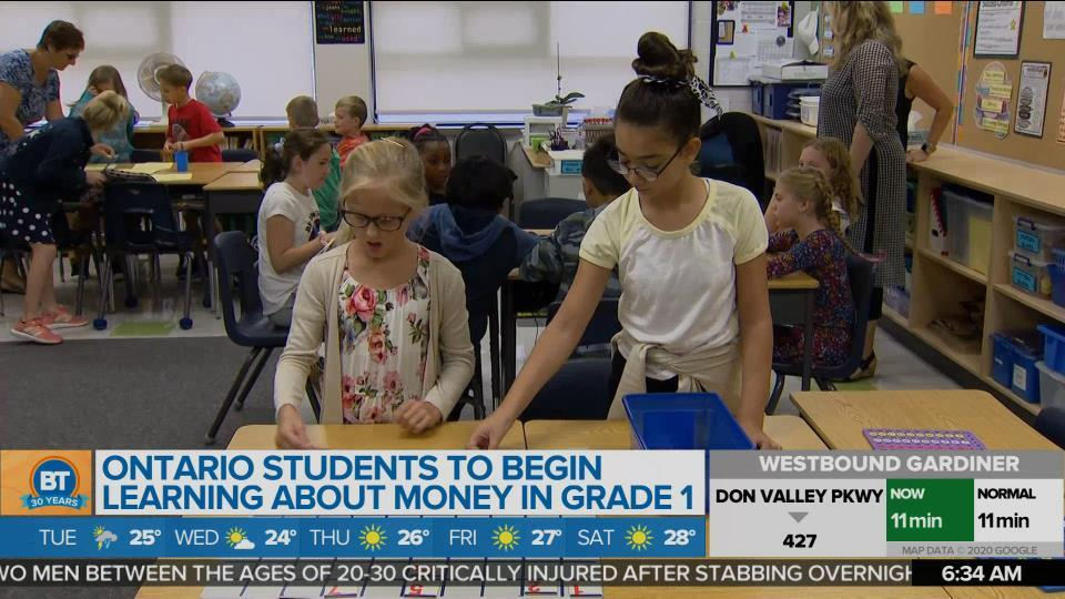 The 101 on Financial Literacy in Ontario Schools