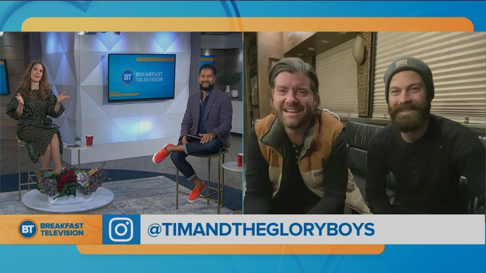 Chatting with Tim & The Glory Boys