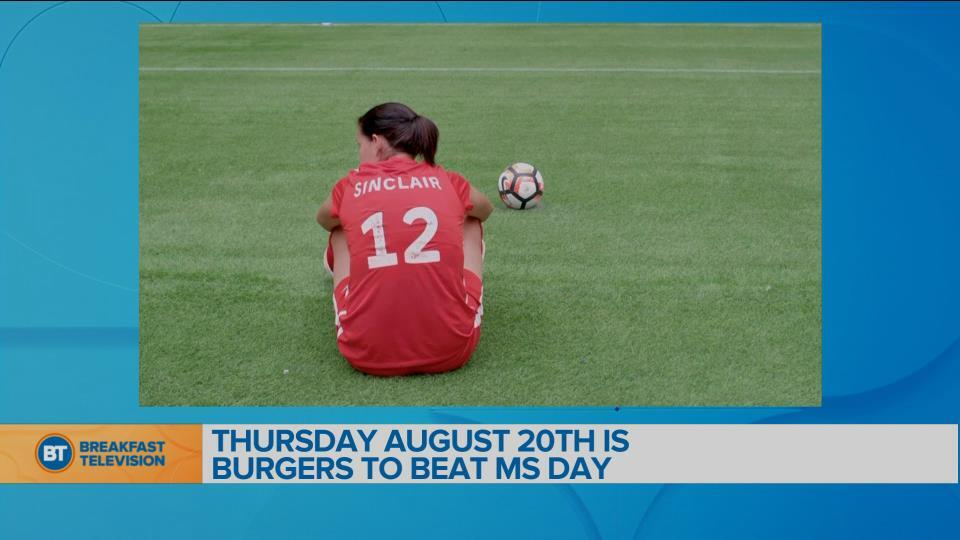 Burgers to Beat MS Day Tomorrow!