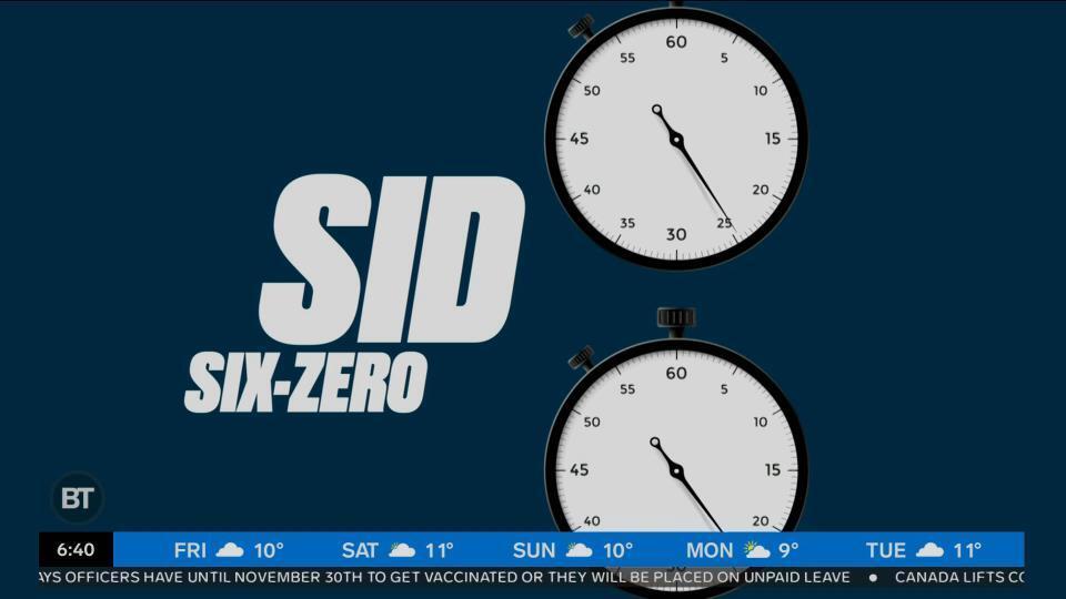 Sid Sid-Zero: Evander Kane