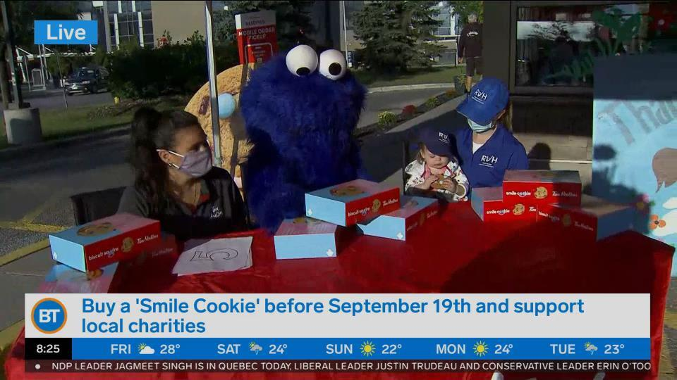 Cookie Monster's real name