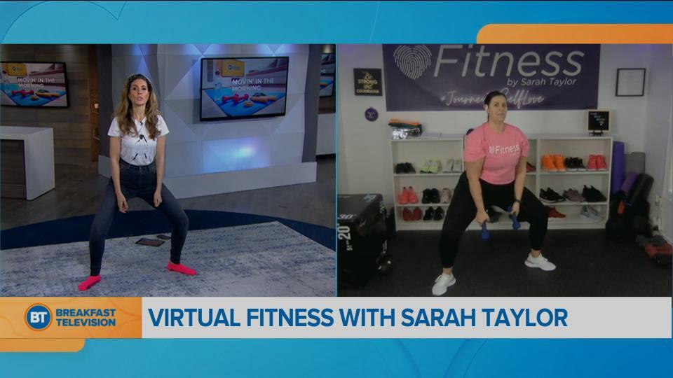 Movin' in the Morning with Sarah Taylor