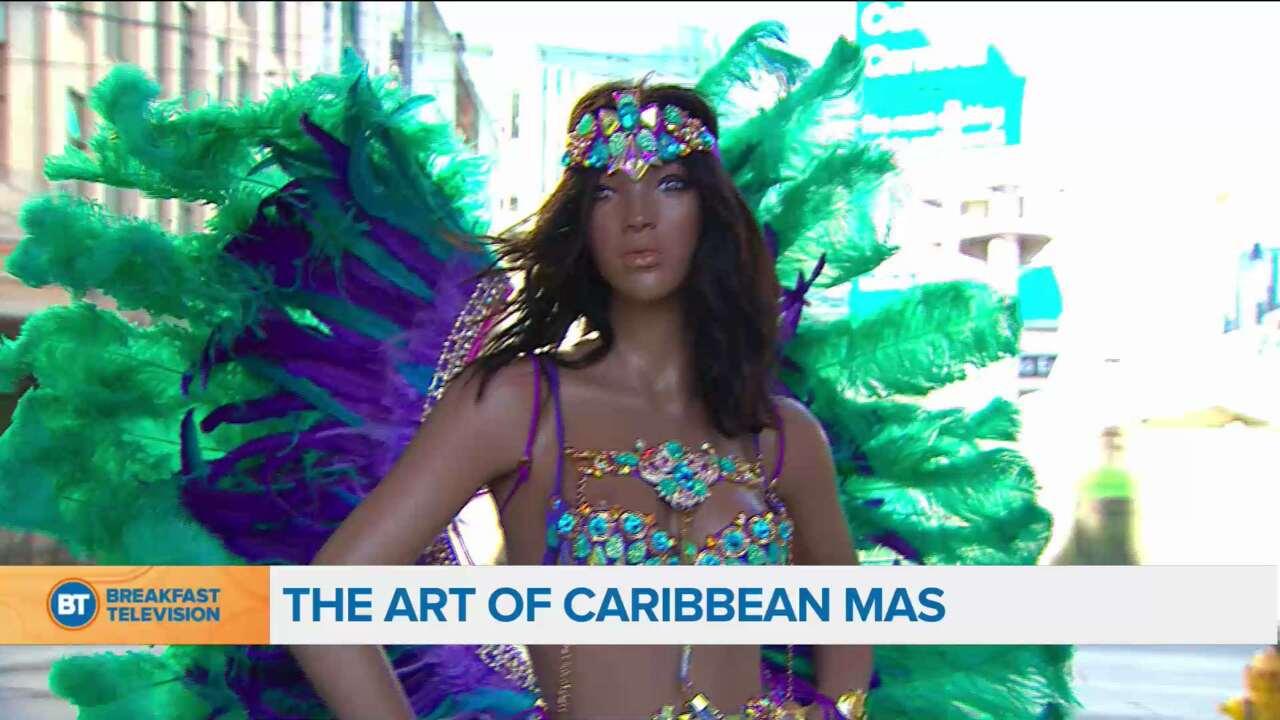 The Art of Caribbean Mas