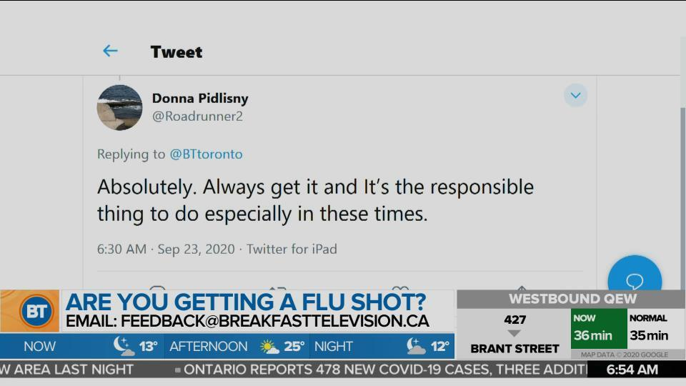 You Sound Off: Will you be getting a flu shot this year? (2)