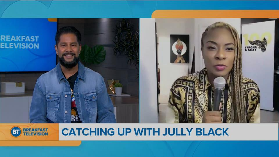 Catching up with Jully Black