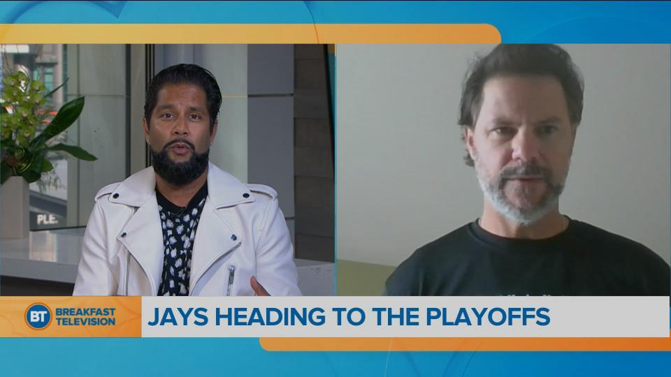 Ross Atkins chats about the Toronto Blue Jays heading to the playoffs!