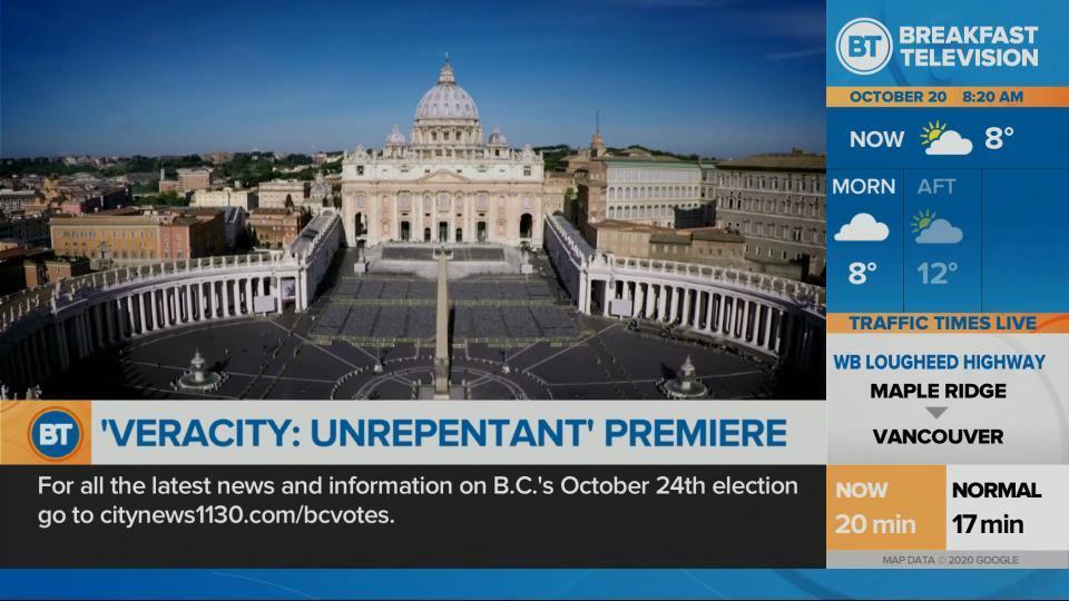 'Veracity: Unrepentant' premieres