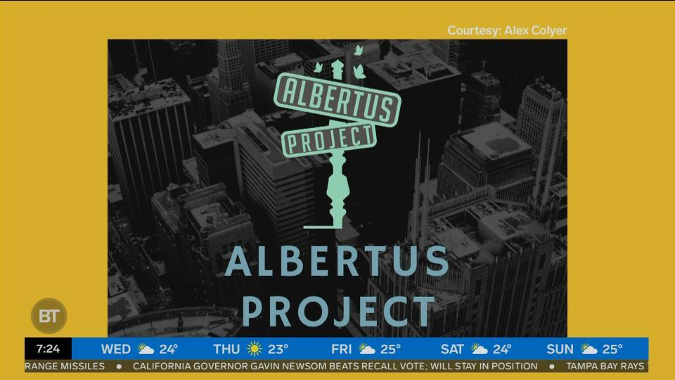 Albertus Project seeking to provide resources to educate others about addiction