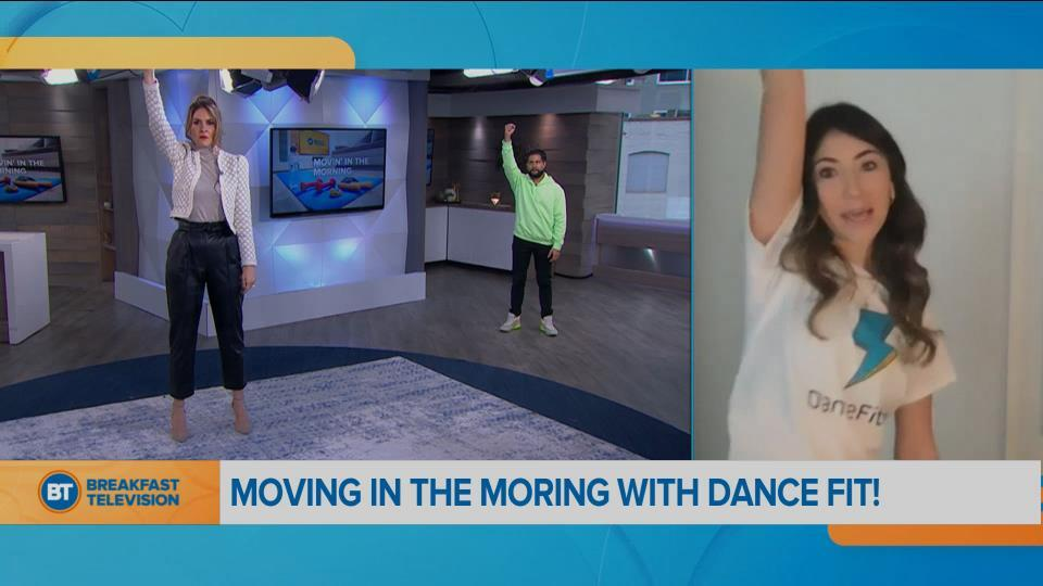 Movin' in the Morning With Tara Gwartzman!