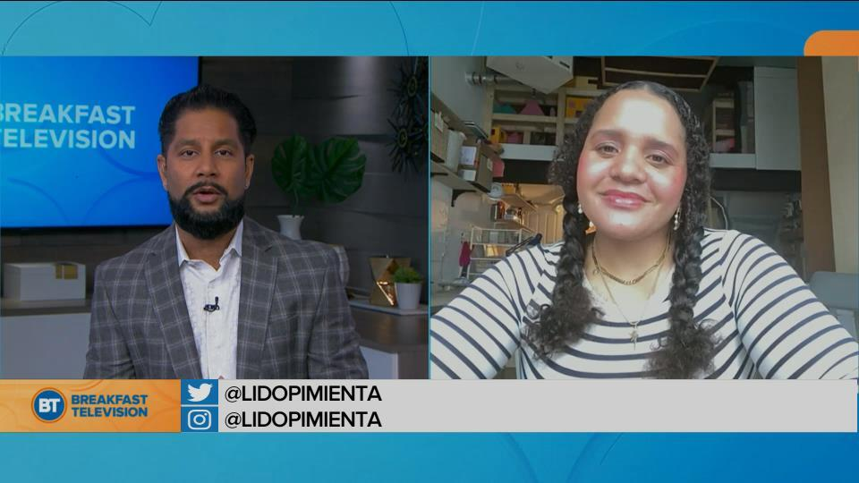 Chatting with Grammy Nominee Lido Pimienta