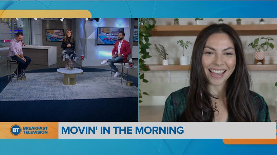 Movin' in the Morning with Sophia Ha