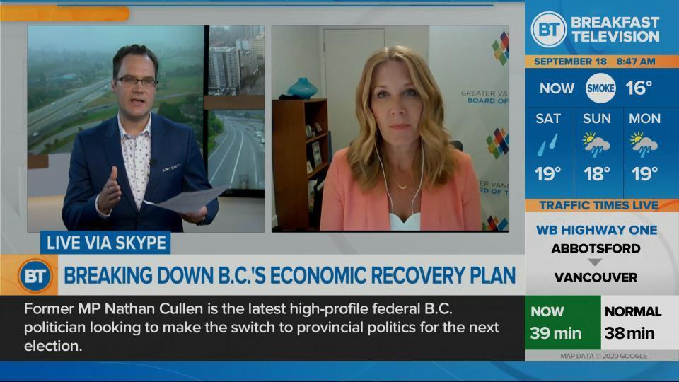 Breaking down B.C.'s economic recovery plan