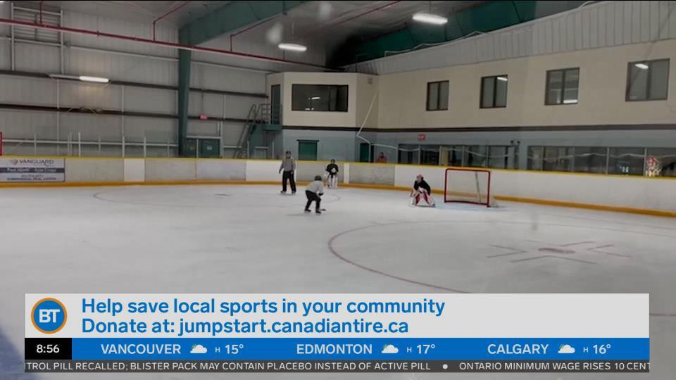 Help save local sports in your community with Jumpstart