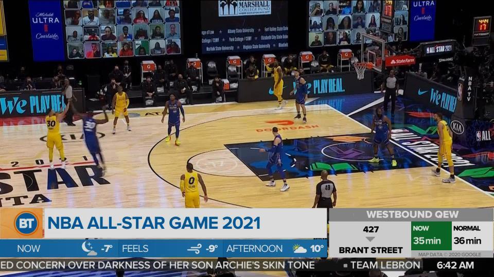 BT Sports: Mar. 8, 2021
