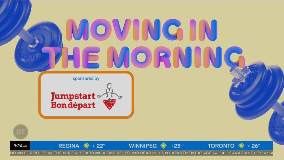 Movin' in the Morning: Jumpstart Taekwondo