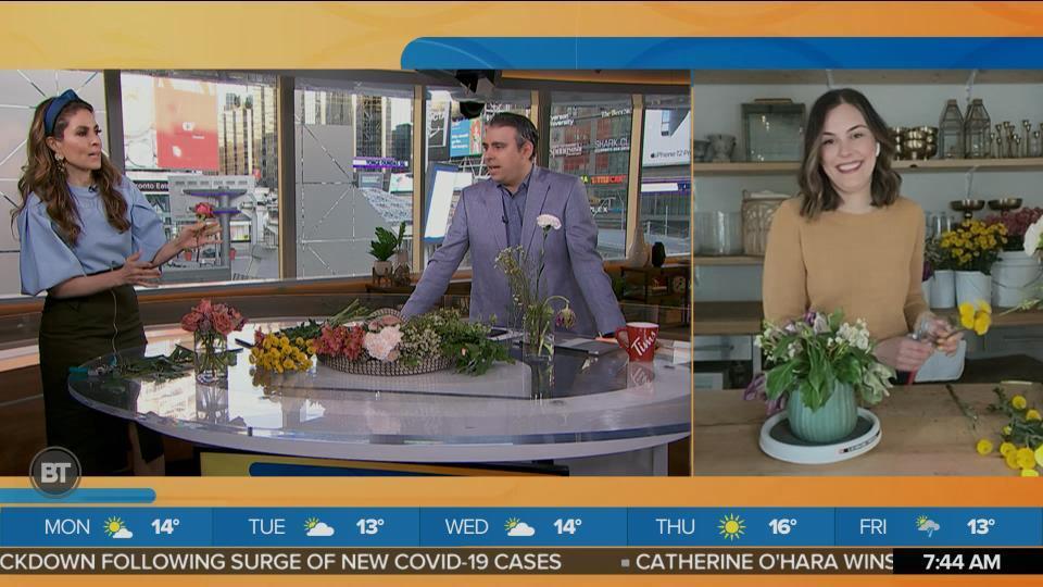 How To Make a DIY Floral Arrangement