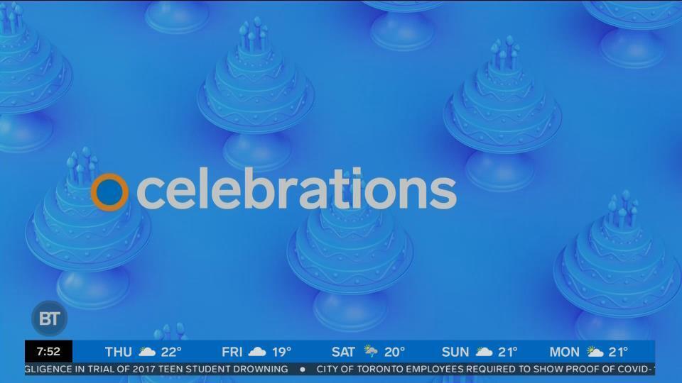 Celebrations: October 7, 2021